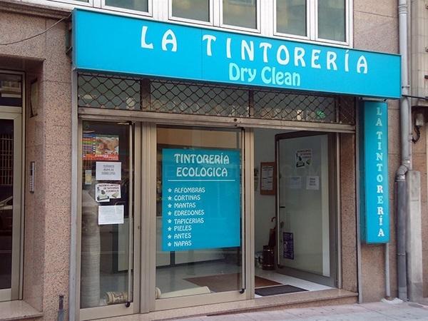 LA TINTORERÍA, lavandería ecológica en A Coruña