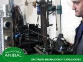 RADIADORES DE COCHES EN A CORUÑA. ARREGLAR RADIADOR DE COCHE EN CORUÑA. TALLER EN CORUÑA. ANIBAL