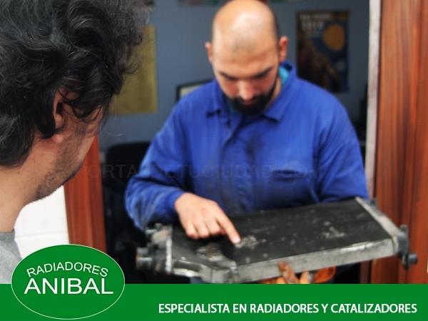 VENTAJAS DE RADIADORES ANIBAL