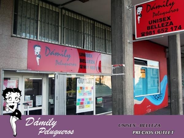 Dámily Peluqueros, tu peluquería en A Coruña
