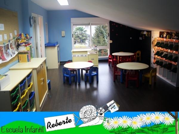 REBERTE, ESCUELA INFANTIL EN OLEIROS