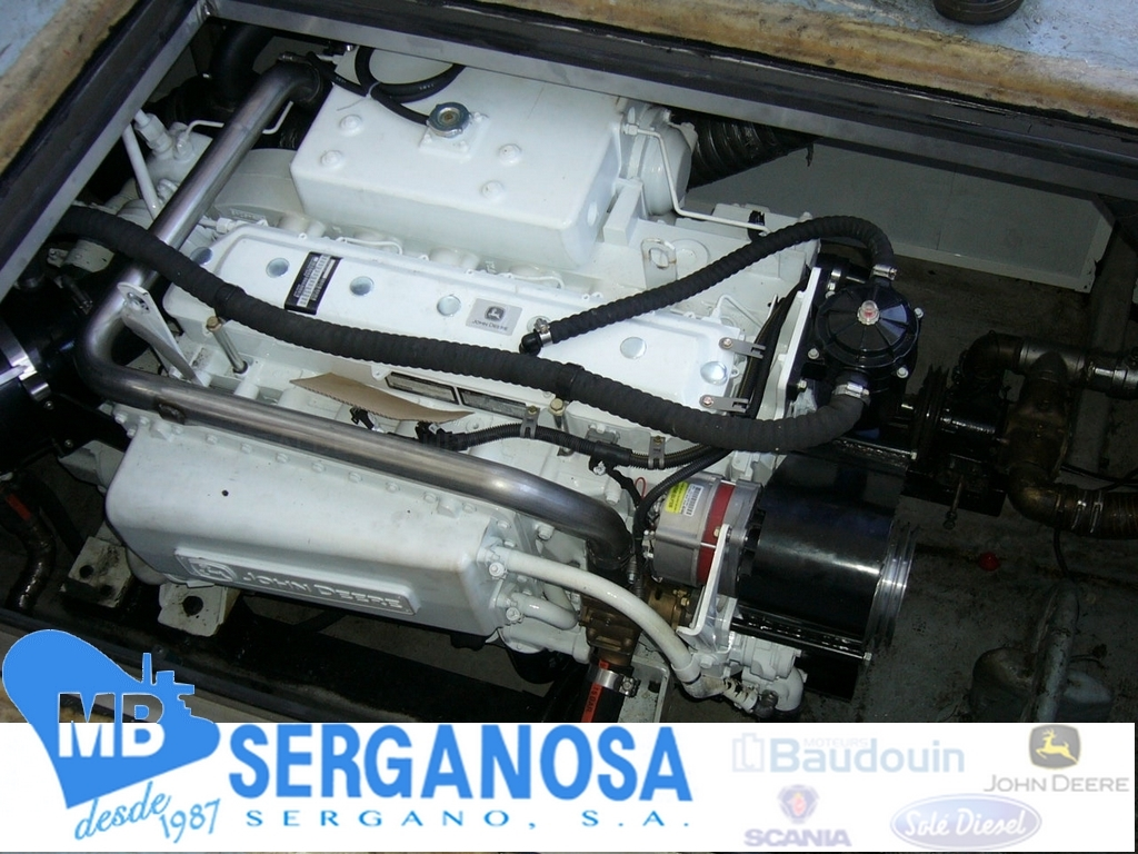 Serganosa, venta y reparación de motores marinos