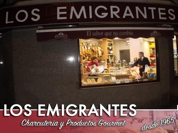 CHARCUTERÍA LOS EMIGRANTES, EN A CORUÑA
