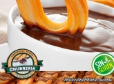 Chocolate caliente con churros,  Churrerias