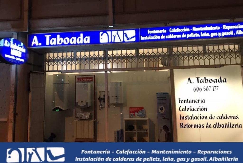 A. TABOADA, CALEFACCIÓN EN CORUÑA