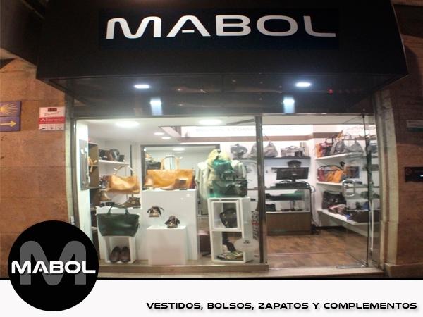 Mabol, bolsos en A Coruña