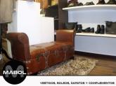 Bolsos de piel, de diseño, clásicos y modernos en A Coruña, Calzados