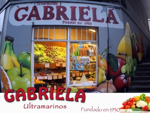 ULTRAMARINOS GABRIELA