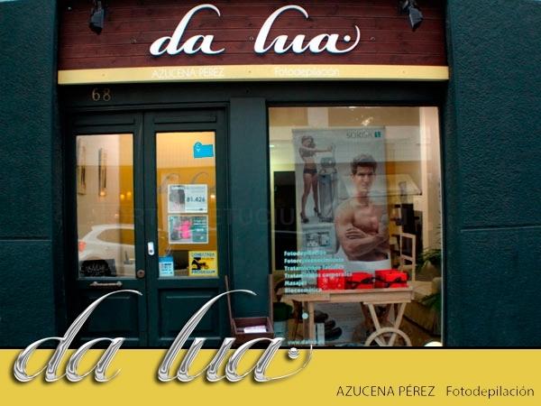 Da Lua, Fotodepilación en A Coruña