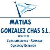 AGENTE DE ADUANAS EN CORUÑA: MATÍAS  GONZÁLEZ CHAS, S.L.