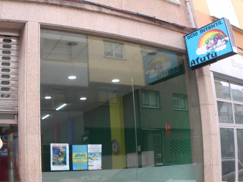 AFUFÚ: FIESTAS INFANTILES Y CUMPLEAÑOS EN CORUÑA