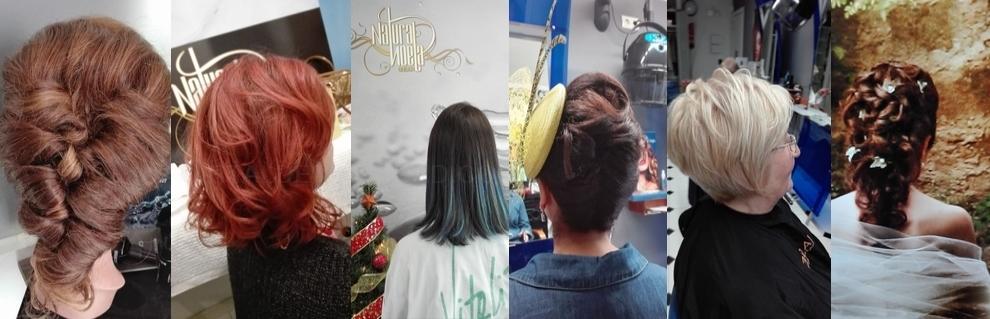 Salón de peluquería en Coruña, Natural Noela