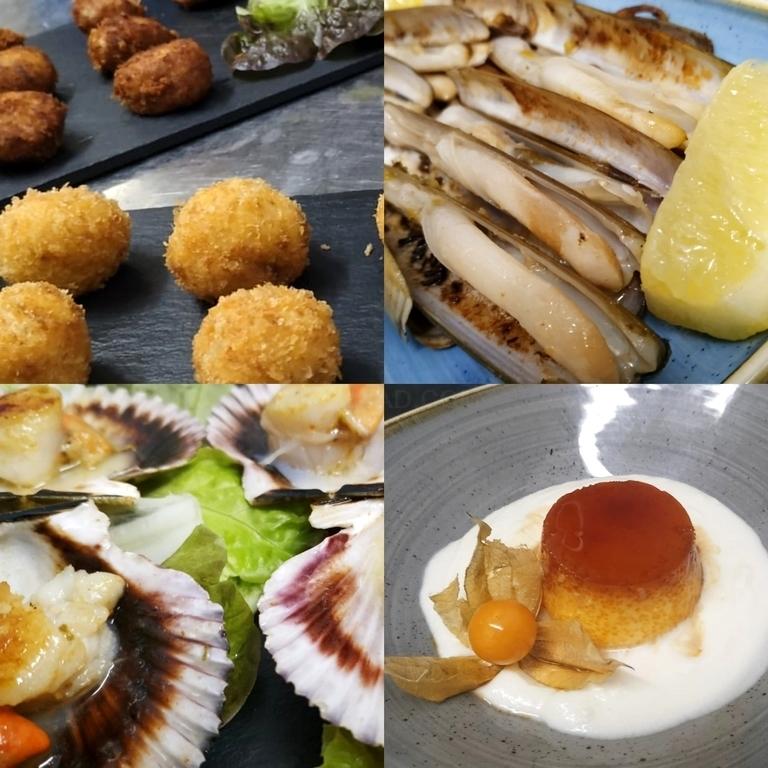 Restaurante asador La Cabaña en Coruña