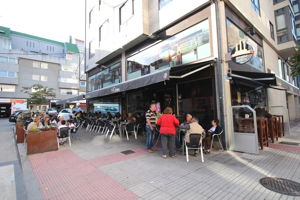 La Compe cafetería en Coruña