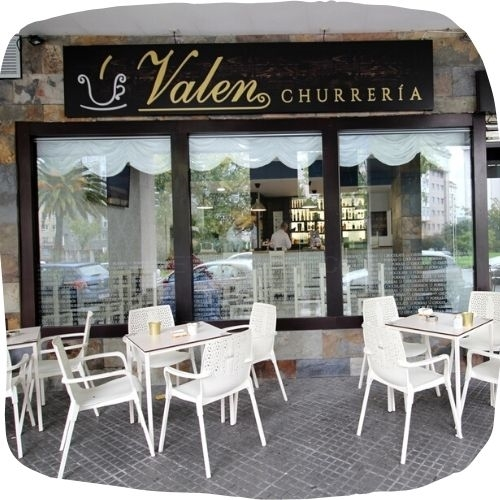 Valen, churrería artesanal en Coruña