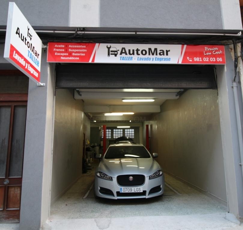 Taller mecánico en Coruña, AutoMar