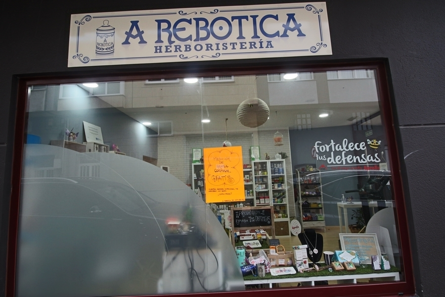 HERBORESTERIA EN ARTEIXO. A REBOTICA EN ARTEIXO. HERBORISTERIA EN ARTEIXO. A REBOTICA EN ARTEIXO.