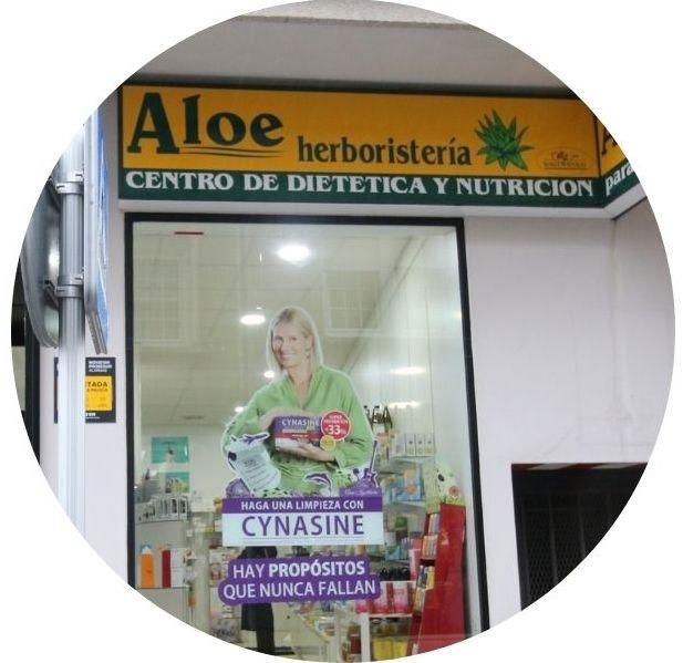 Herboristería en Carballo, Aloe