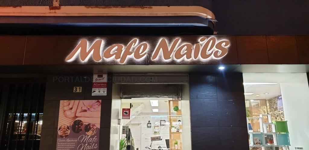 Salón de uñas en Miño, Mafe Nails