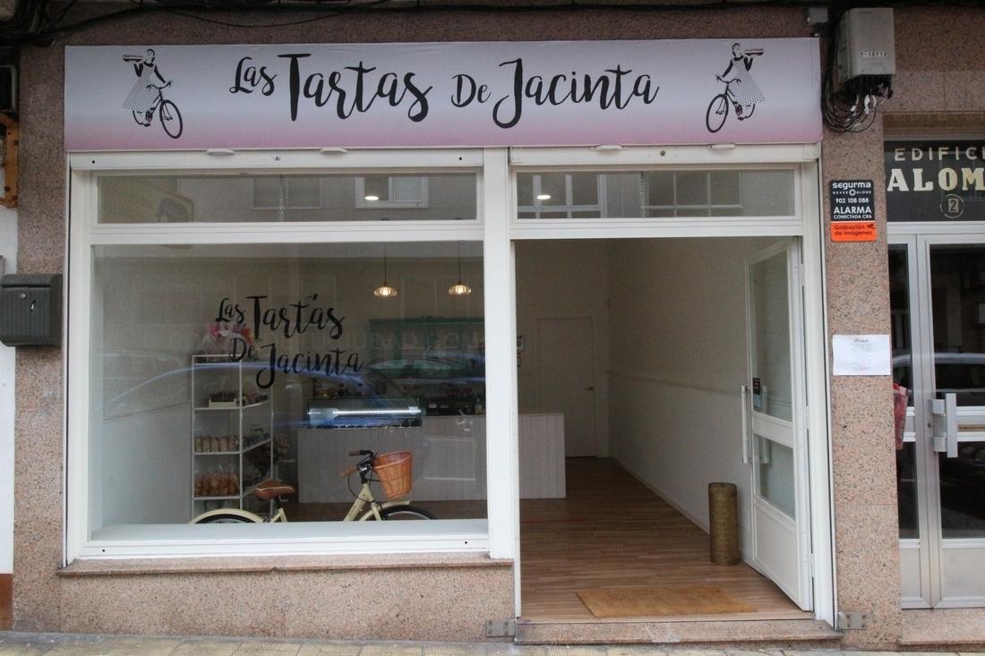 Tartas en Coruña, Las Tartas de Jacinta