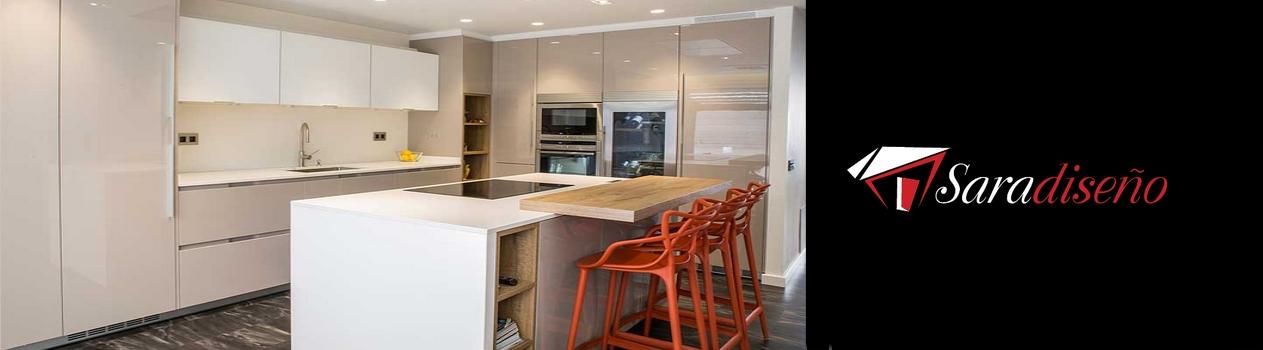 Sara Diseño, cocinas y baños en A Coruña – Decoración e interiorismo ...
