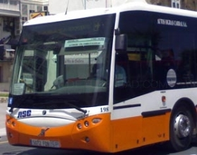 Autobuses al Aeropuerto