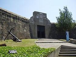 Castillo de San Antón, A Coruá