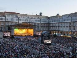 A Coruña  segue sendo unha festa continúa na segunda metade de agosto