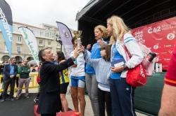 Máis de 1.600 persoas acudiron á VIII Maratón Atlántica Coruña42