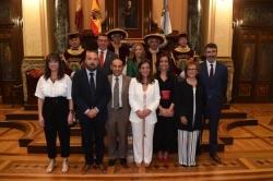 Repartidas las áreas de gobierno en el concello de A Coruña