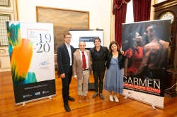 Llega la ópera 'Carmen' a A Coruña