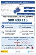 Medidas excepcionales en Galicia frente al coronavirus