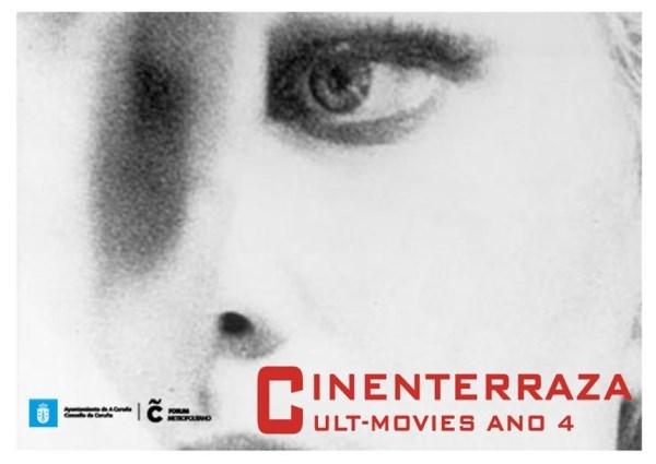 'Cinenterraza' durante todo o mes de xullo