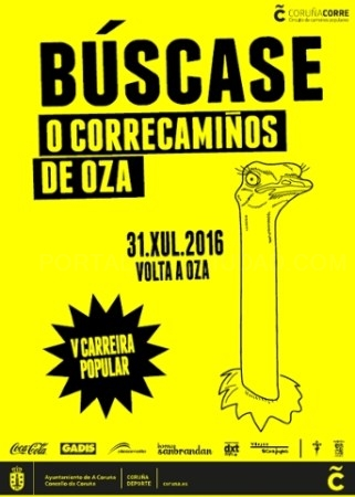 A Coruña remata xullo co V Volta a Oza
