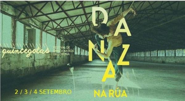 La danza llena las calles de A Coruña