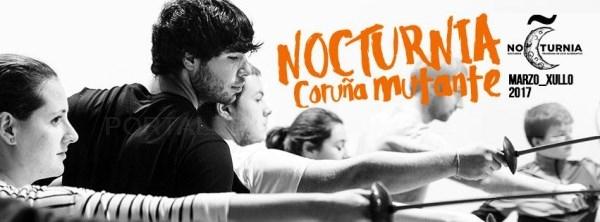 Nocturnia, un programa para que os mozos disfruten sanamente das fins de semana