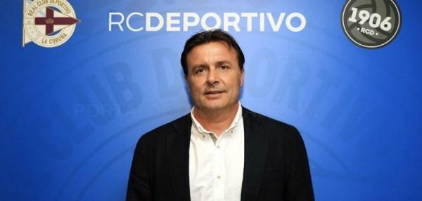 El Dépor destituye a Pepe Mel