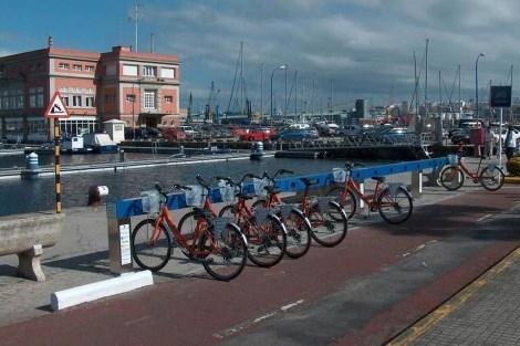 Ambicioso plan para ampliar 'BiciCoruña'