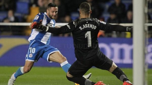 El Dépor arranca un importante punto al Villarreal