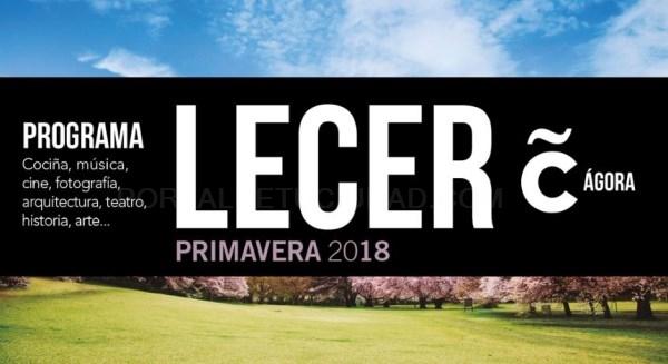 TALLERES DE 'LECER' PARA MAYORES DE 16 AñOS