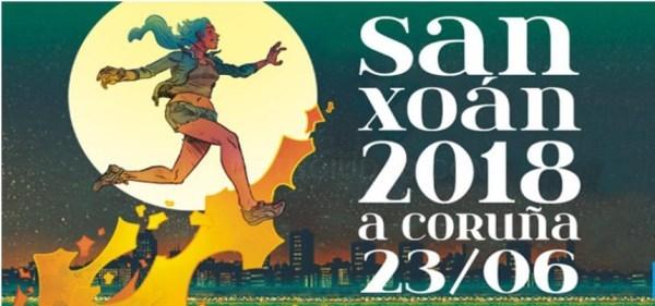 Semana mágica de San Xoán en A Coruña