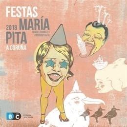 A Coruña, un mes de fiesta con artistas como Gloria Gaynor, Raphael y Estrella Morente
