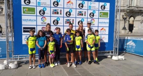 Fin de Semana de Triatlón en A Coruña