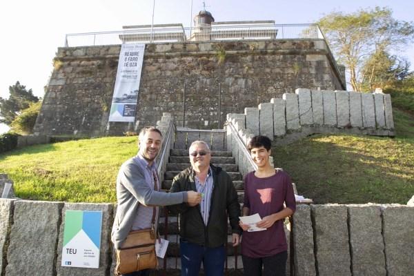O Faro de Oza, a disposición da cidadanía