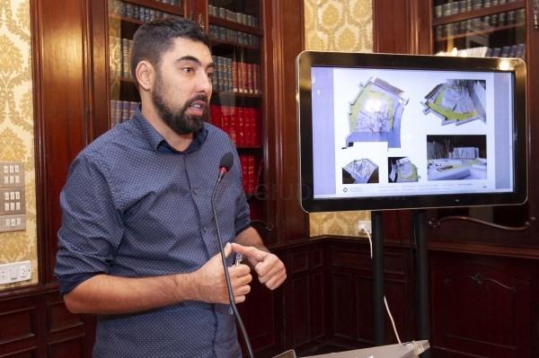 Tres millóns de euros para reurbanizar a Cidade Vella