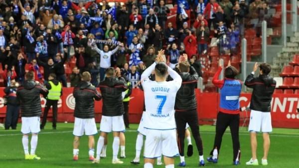 El Dépor se coloca en tercera posición tras ganar al Sporting