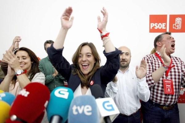 INéS REY, PRóXIMA ALCALDESA DE A CORUñA