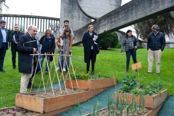 Ecohortos Urbanos para A Coruña