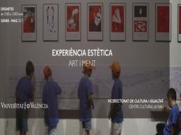 ARRANCA EN LA NAU EL PROGRAMA 'ART I MENT' DE INTERVENCIóN SOCIOCULTURAL PARA MENORES CON UNA CONFERENCIA SOBRE DESARROLLO SALUDABLE