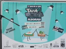 ALBORAYA PRESENTA LA 5ª EDICIóN DE LA RUTA DE LA TAPA